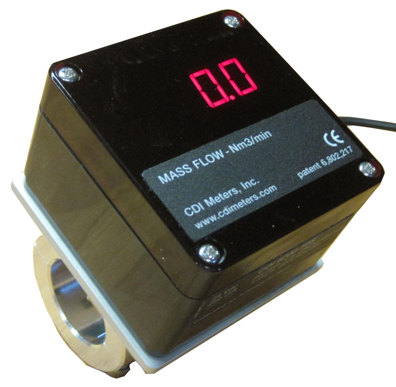 CDI 6200 Compressed Air Flow Meter rugged Universal