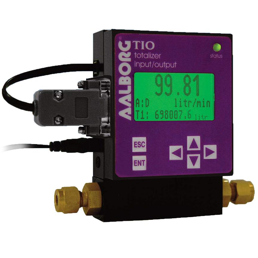 TIO mounting kit for GFM flow meter