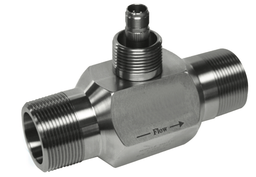 "1/2"" to 12"" TI High Accuracy Turbine Flow Meters (HA)"
